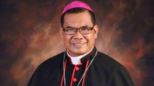 Uskup Agung Medan Mgr Kornelius Sipayung, 2 Februari Ditahbiskan