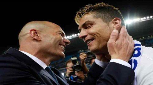 Terungkap! Teka Teki Zinedine Zidane Tinggalkan Real Madrid