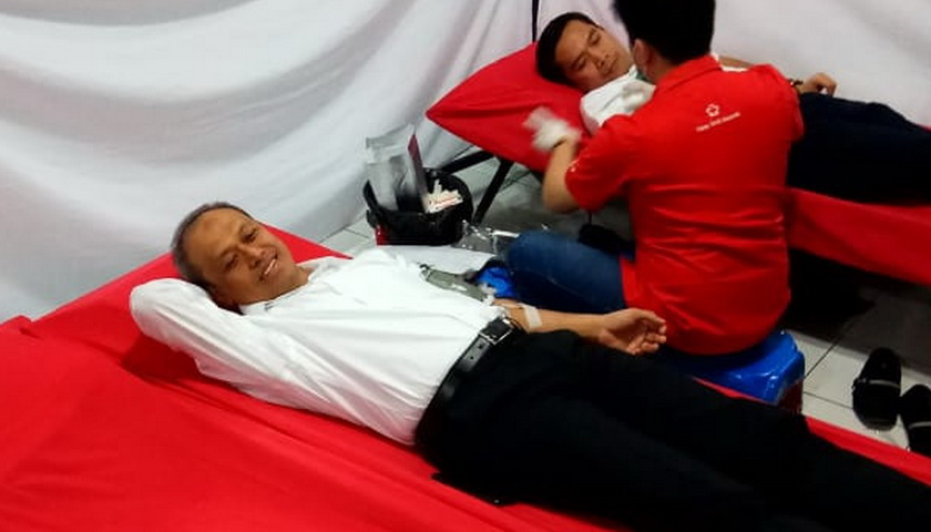 Donor Darah Bermanfaat untuk Kesehatan
