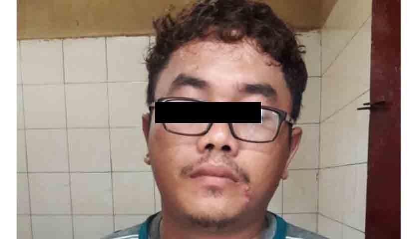 Sadis..!!! Ayah Biadab Ditangkap, 'Gauli' 2 Putri Kandungnya yang Masih SD Selama 3 Tahun