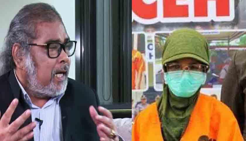 Ibu Guru Cabul di Aceh Terancam 20 Tahun Penjara