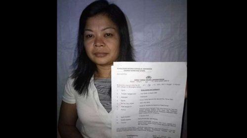 Diduga Diterlantarkan Suami Tujuh Bulan, Istri Pegawai Rutan Labuhan Deli Lapor Polisi