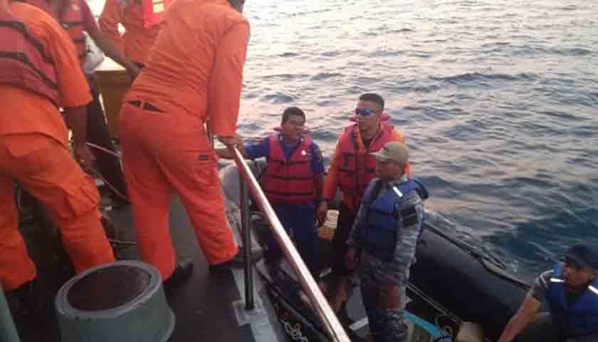 Kapal Nelayan Sibolga Meledak di Nias, 2 Awak Hilang