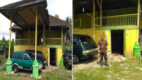 M Saifullah Optimis Hamparan Perak Salah Satu Destinasi Parawisata Polpuler di Sumut