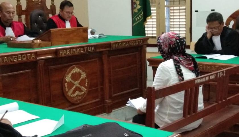 Tuntutan JPU Terhadap Mantan Kades Sampali Dinilai tak Sesuai Fakta Sidang