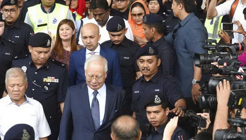 Sidang Najib Razak Ditunda