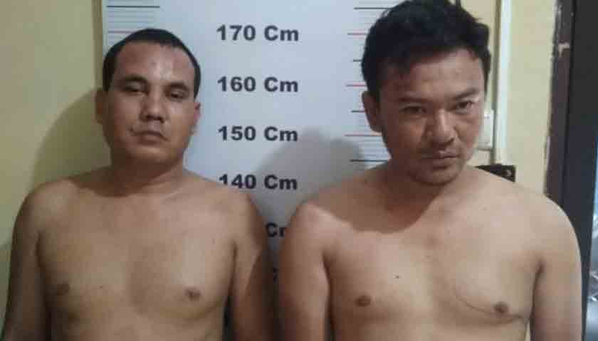 6 Bulan Diselidiki, 2 Pelaku Curanmor Dibekuk, 'Nginap' di Hotel Prodeo