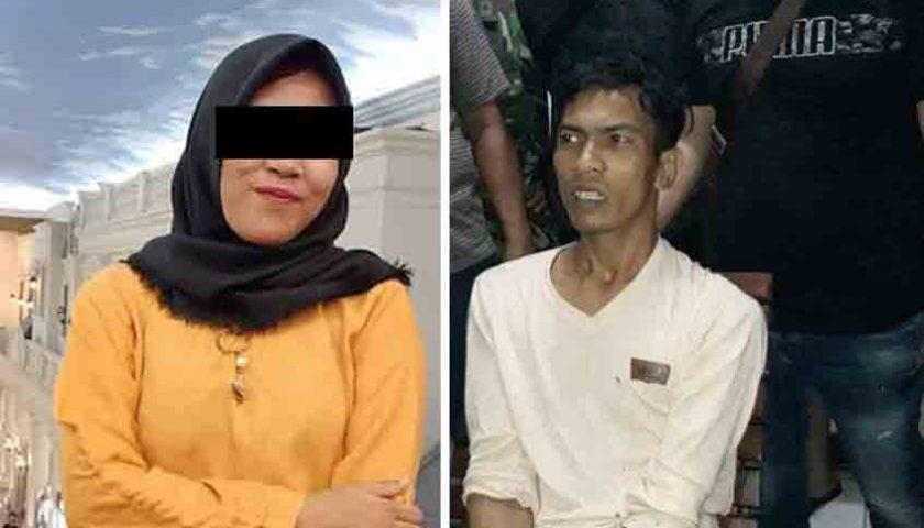 Pembunuh Mahasiswi Disumpal Bra Ditangkap, Simak Pengakuannya!