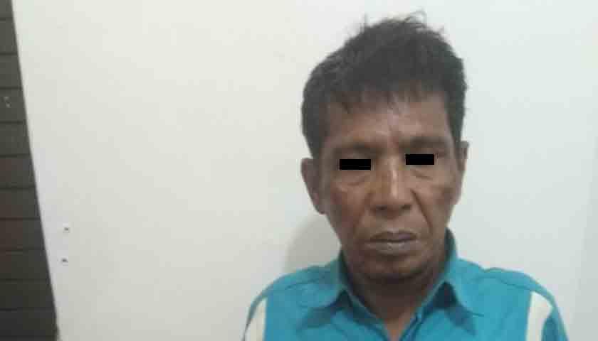Pencuri Sepedamotor Dikepung Warga, 1 Ditangkap, Rekannya Lolos dari Sergapan