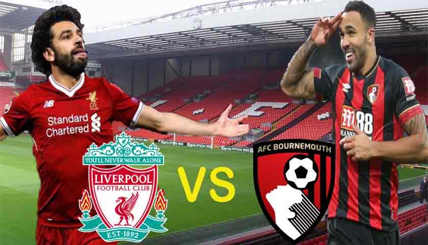 Prediksi Liverpool vs AFC Bournemouth 09 Februari 2019