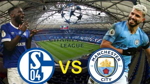 Prediksi Schalke 04 vs Manchester City 21 Februari 2018