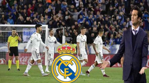 Ternyata! Kekalahan Real Madrid Atas Girona Menurunkan Tim Lapis Kedua