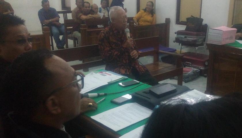 Mantan Hakim Agung: Penahanan Flora Simbolon Melanggar Hukum