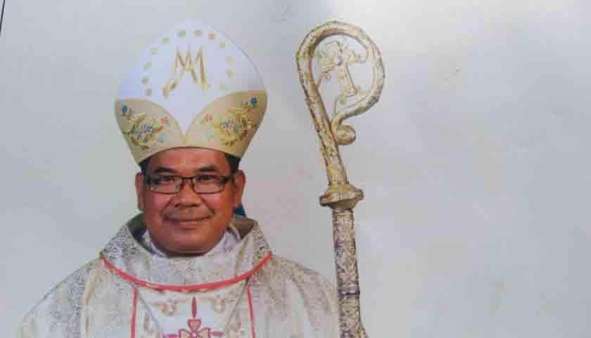 Ribuan Umat Saksikan Pentahbisan Uskup Agung Medan, Mgr Kornelius Sipayung OFMCap