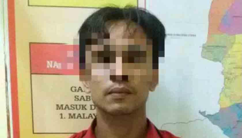 Warga Sumut Edarkan Ekstasi di Riau, Ya Diciduk Polisi