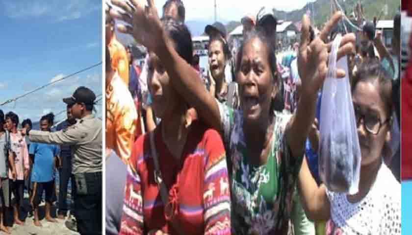 Ajaib..!!! 19 ABK KM Formosa yang Tenggelam di Perairan Nias Ditemukan Selamat