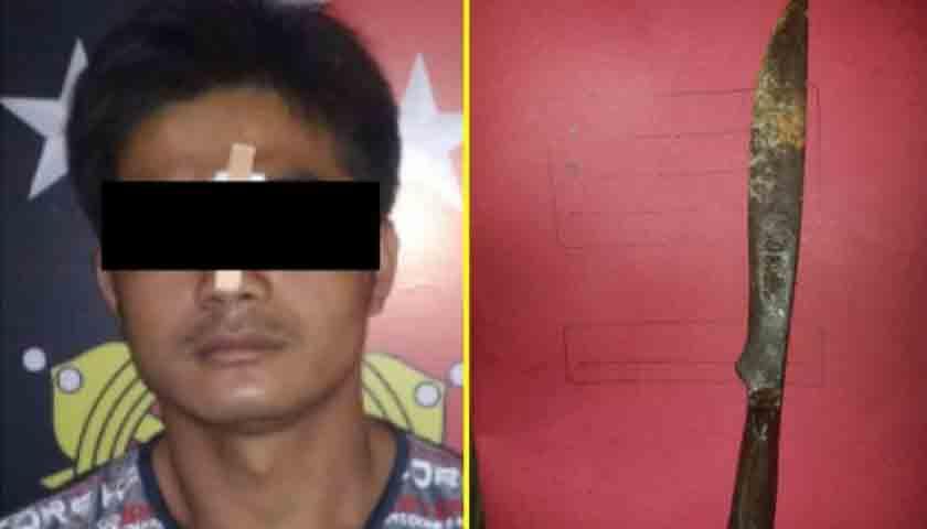 Tewas Ditikam Teman Semarga, Pelaku Tidur di Penjara