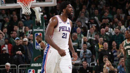 Gasak Bucks, Philadelphia 76ers Pastikan Bertarung di Playoff