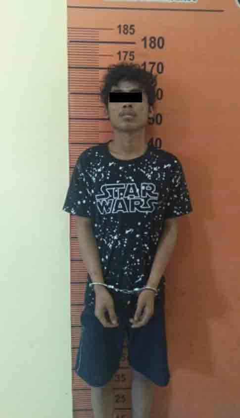 sopir angkot ditangkap pancurbatu