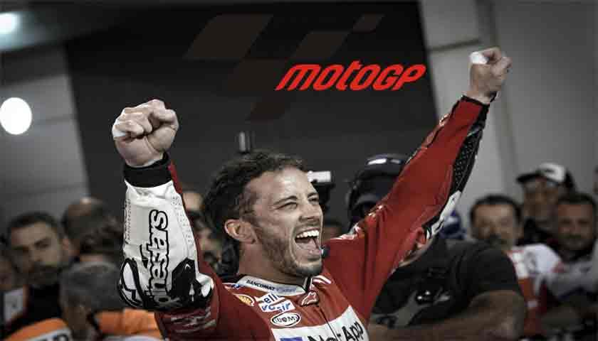 Asapi Marquez, Andrea Dovizioso Juara Race Perdana MotoGP 2019