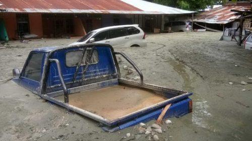 Korban Meninggal 104 Orang, Sentani Berpotensi Banjir Lagi