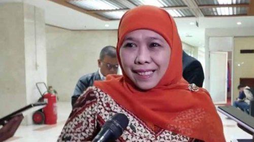 Bantah Terlibat Kasus Rommy, Khofifah Tunggu Hasil Penyidikan KPK