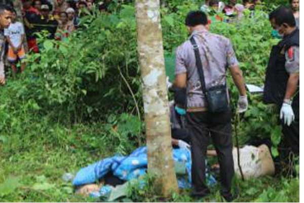Sadis..!!! Pendeta Diperkosa Lalu Dibunuh, Bocah SD Selamat
