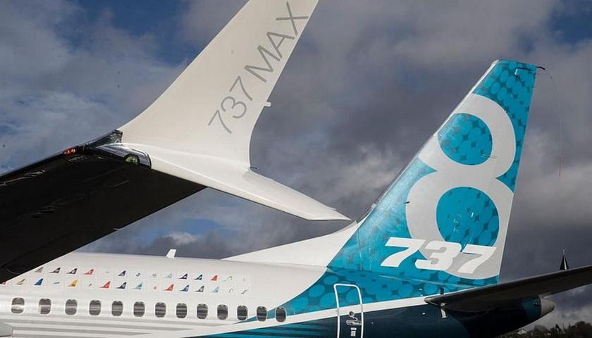 Untuk Sementara, Kemenhub Larang Boeing 737 MAX 8 Terbang
