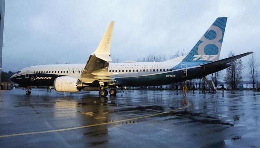 Trump Perintahkan Larangan Terbang Semua Boeing 737 MAX di AS