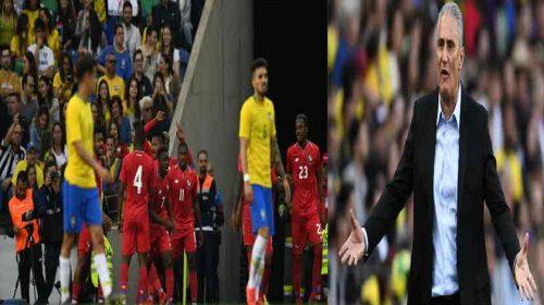 Tite Mengamuk Timnas Brasil Raih Hasil Imbang Melawan Panama