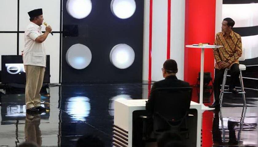 BPN: Prabowo Kuasai Tema Debat Keempat