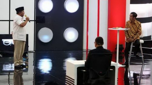 KPU Tak Lagi Undang Menteri di Debat