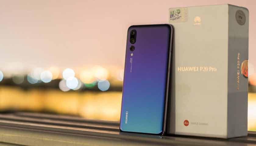 Foto Boks Huawei P30 Pro yang Bocor Konfirmasi Beberapa Rumor