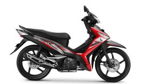 Honda Supra X 125 FI Desain Baru Diluncurkan