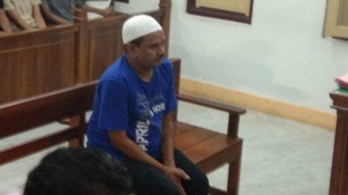 Sempat Buron ke Malaysia, Jakir Usin Terancam Hukuman Mati