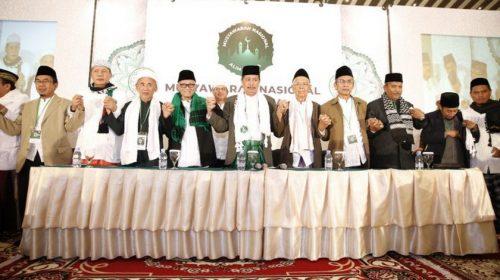 600 Alim Ulama Keluarkan Fatwa Dukung Jokowi-Ma'ruf