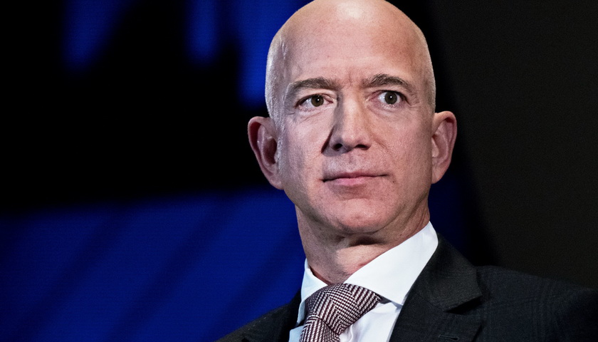 Terkaya Sejagat Raya, Kekayaan Jeff Bezos Rp1.800 Triliun