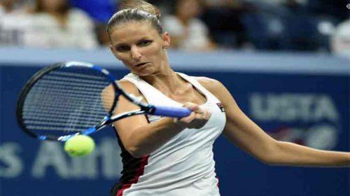 Karolina Pliskova Tundukkan Petra Martic di Putaran Kedua Miami Open 2019
