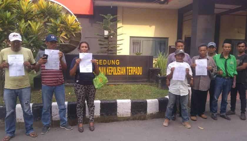 Kasus Penyekapan dan Perusakan Rumah Dilaporkan ke Polda