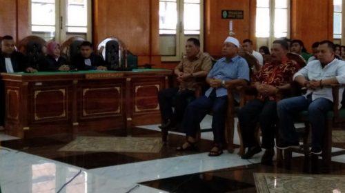 Terbukti Korupsi, 4 Terdakwa Proyek LPJU Padangsidimpuan Divonis 1 Tahun