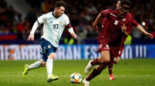 Messi Absen, Maroko Kecewa