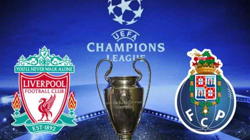 Liga Champions 2018/19: Liverpool dan FC Porto Sepakat Harga Tiket Tetap