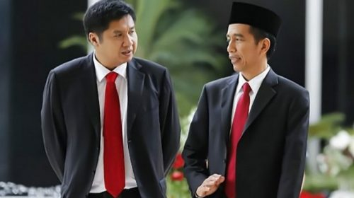 Maruarar Sirait Anggota Parlemen Terbaik