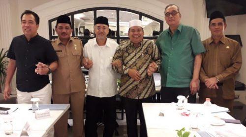 5 Formatur Terpilih Susun Kepengurusan BKM Masjid Agung