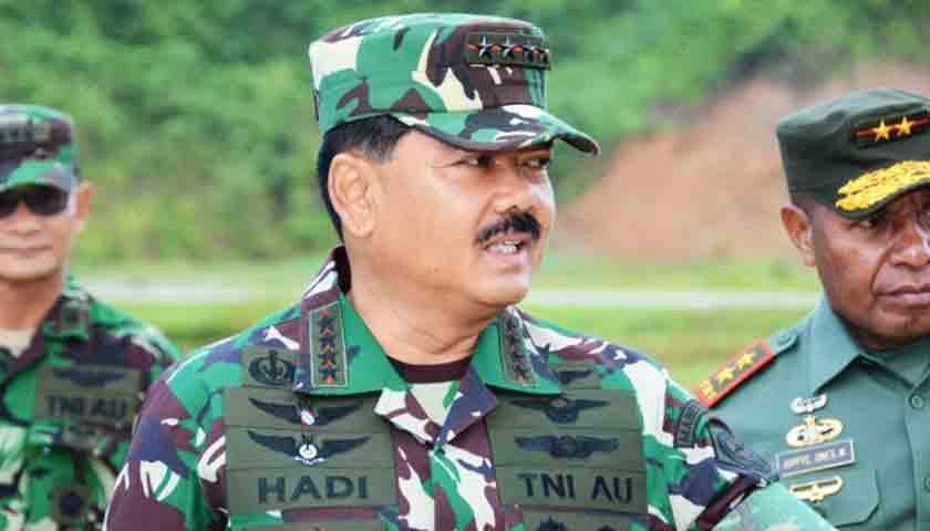Mutasi Jabatan dan Promosi 72 Pati TNI, Nih Daftarnya!
