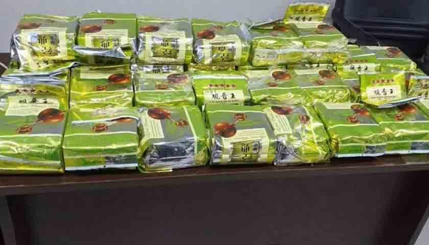 Nekat Bawa Sabu 30 Kg, BNN Ringkus 4 Pelaku di Deliserdang
