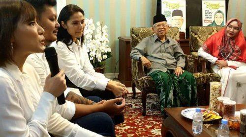 Olga Lydia Yakin Dukung 01, Alumni UGM Doakan Indonesia Optimistis