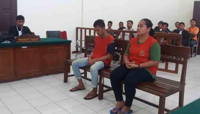 Akhirnya, Pembunuh Mangandar Sihaloho Divonis Penjara Seumur Hidup