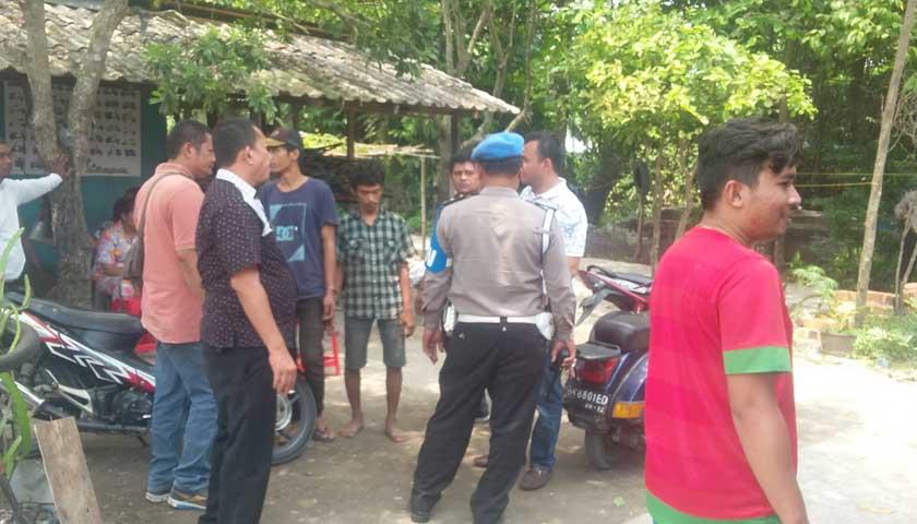 Pencuri Alat Perlengkapan Pesta Diringkus Polsek Medan Labuhan