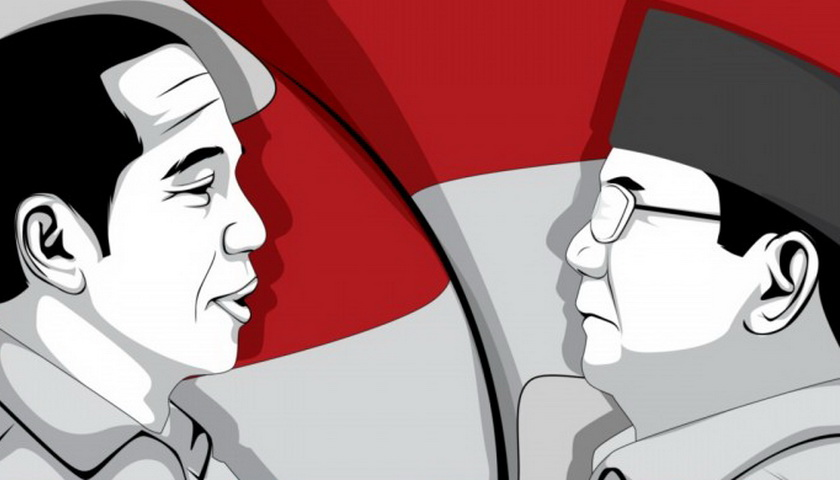 Survei JSI: Selisih Jokowi dan Prabowo Nyaris 30 Persen